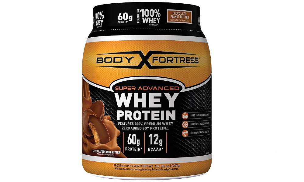 Body Fortress Mass Gainer Review