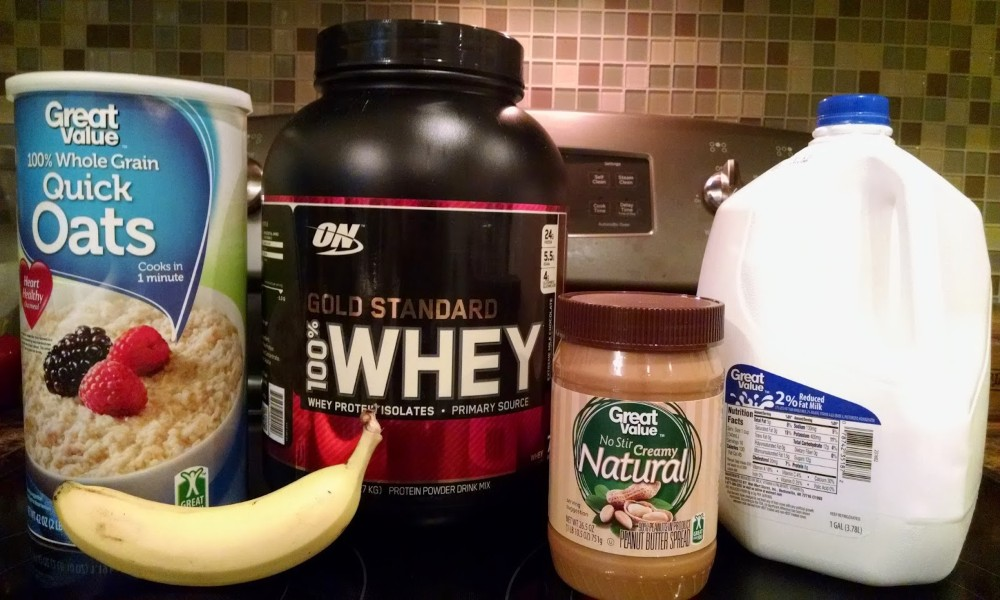 Best Protein Powder for Weight Gain Review
