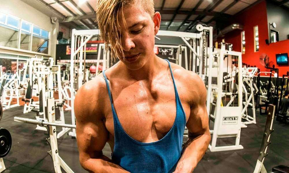 How to Gain Muscle Mass Fast